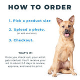 Step Puppers - Mens Crew - Pop Your Pup!™