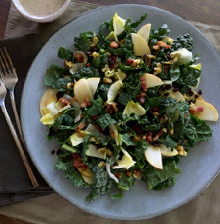 Kale-Apple Salad