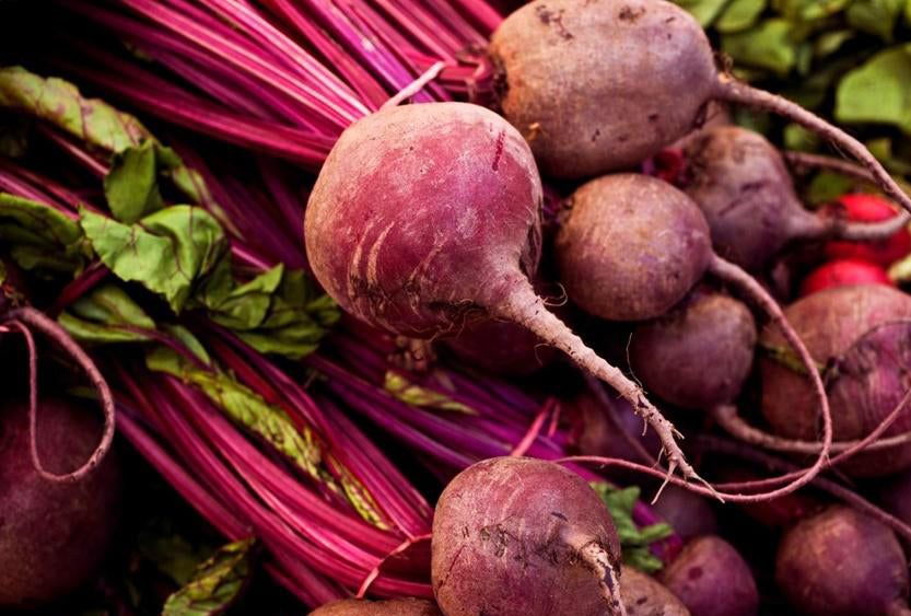 Benefits of Eating Vegetables: Spotlight on Beets