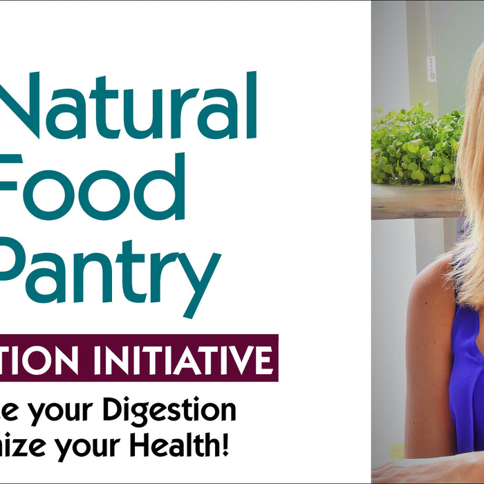 Oct 2: Optimize your Digestion for Optimal Health