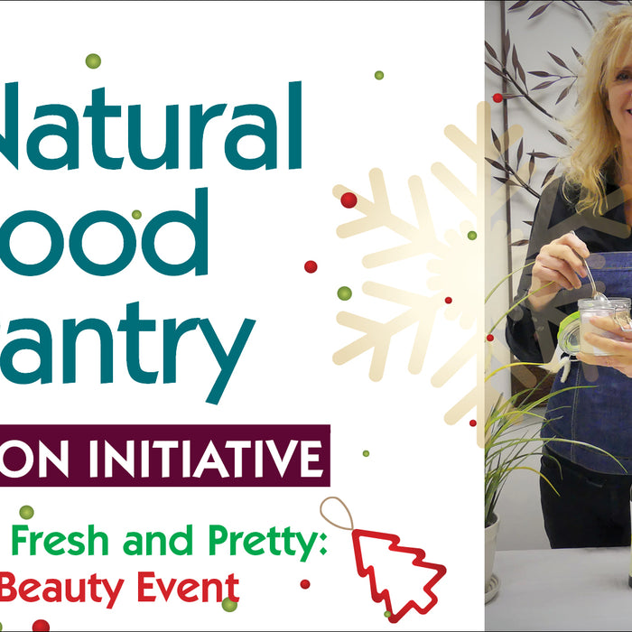 Dec 2 - FRESH & PRETTY: DIY BEAUTY DROP-IN EVENT