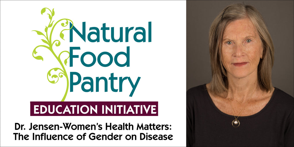 Nov 9:  WOMEN'S HEALTH MATTERS:  The Influence of Gender on Disease