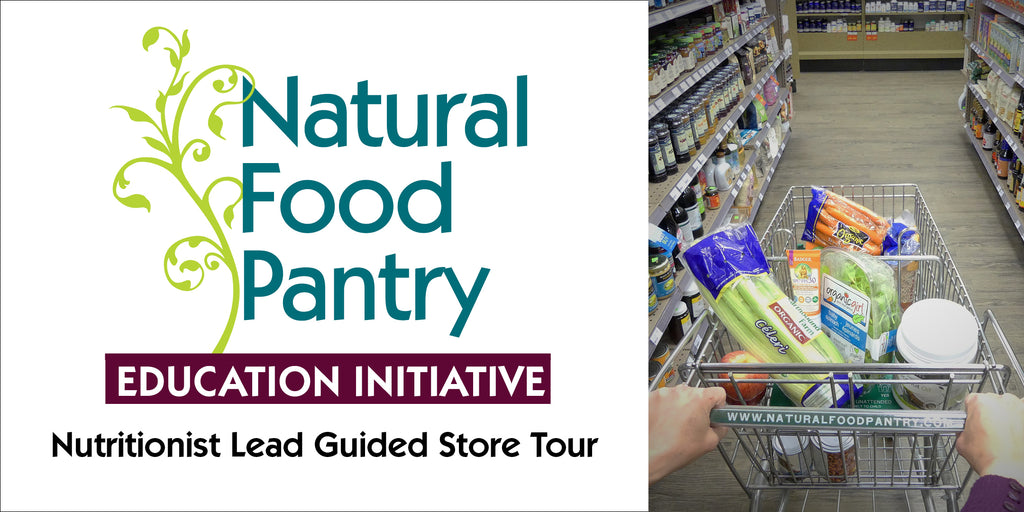 Nov 29:  NFP NUTRITIONIST LEAD STORE TOURS