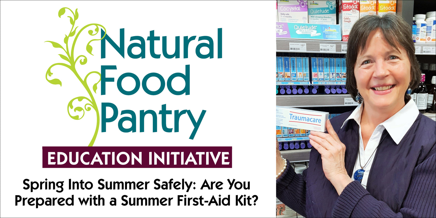 July 11: Spring Into Summer Safely: Are You Prepared with a Summer First-Aid Kit?