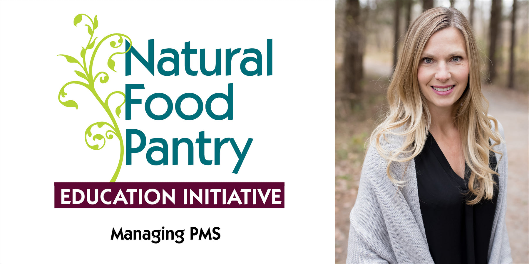 Sep 17 & 26:  MANAGING PMS NATURALLY