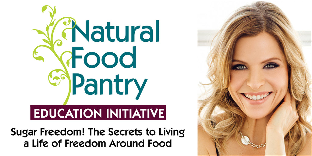 Apr 18: Sugar Freedom! The Secrets to living a life of freedom around food