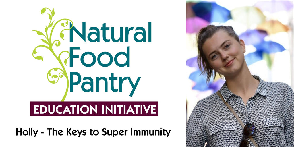 SEPT 27:  KEYS TO SUPER IMMUNITY