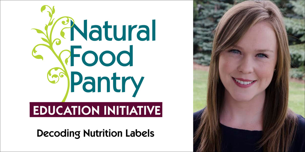May 14: Decoding Nutrition Labels