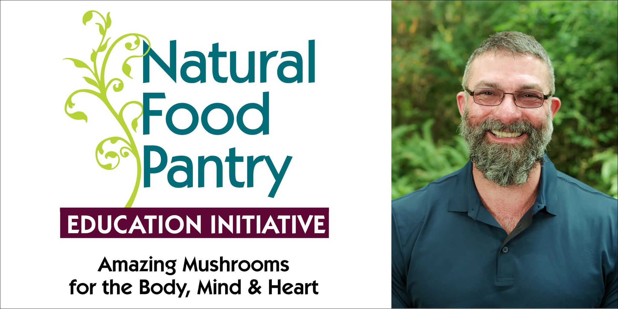 Jan 15: Amazing Mushrooms for the Body, Mind & Heart