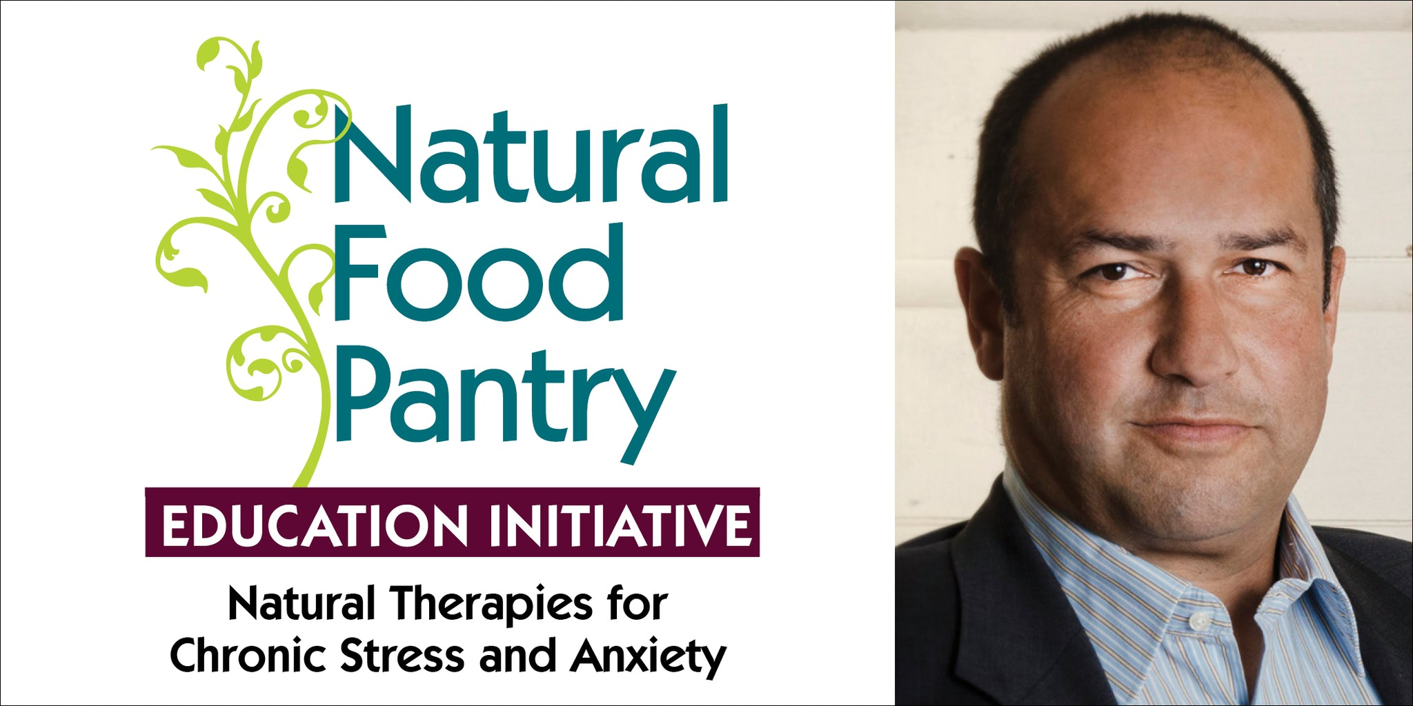Nov 20: Natural Therapies for Chronic Stress and Anxiety