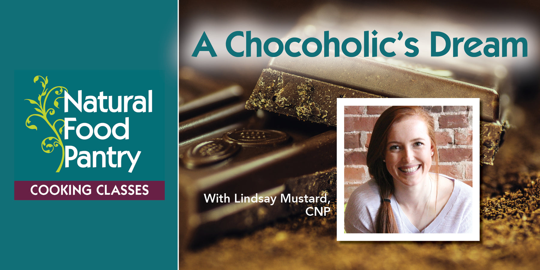 Feb 6: Cooking Class - A Chocoholic's Dream