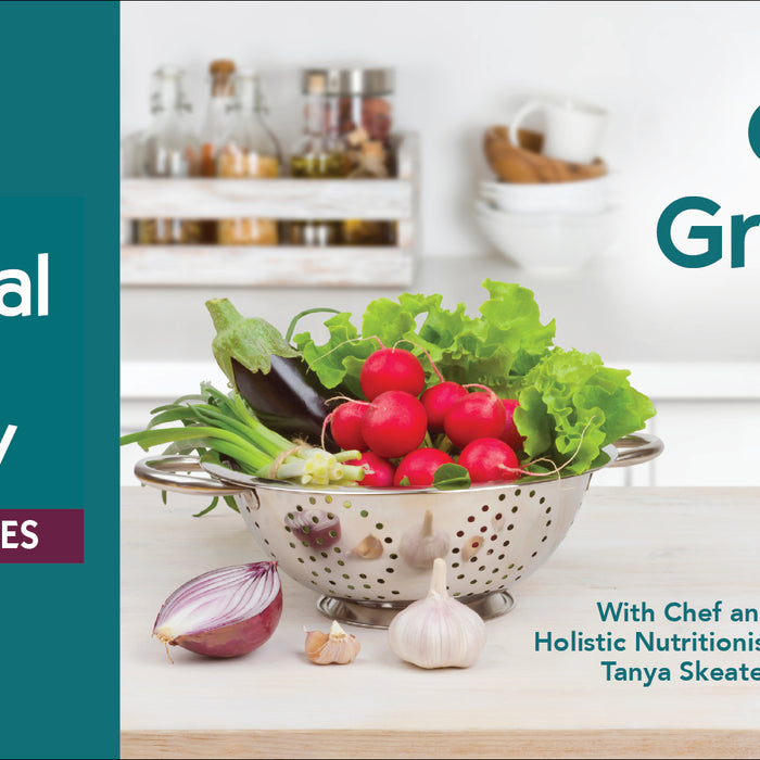 Sep 15: GOING GRAIN FREE -NFP COOKING CLASS