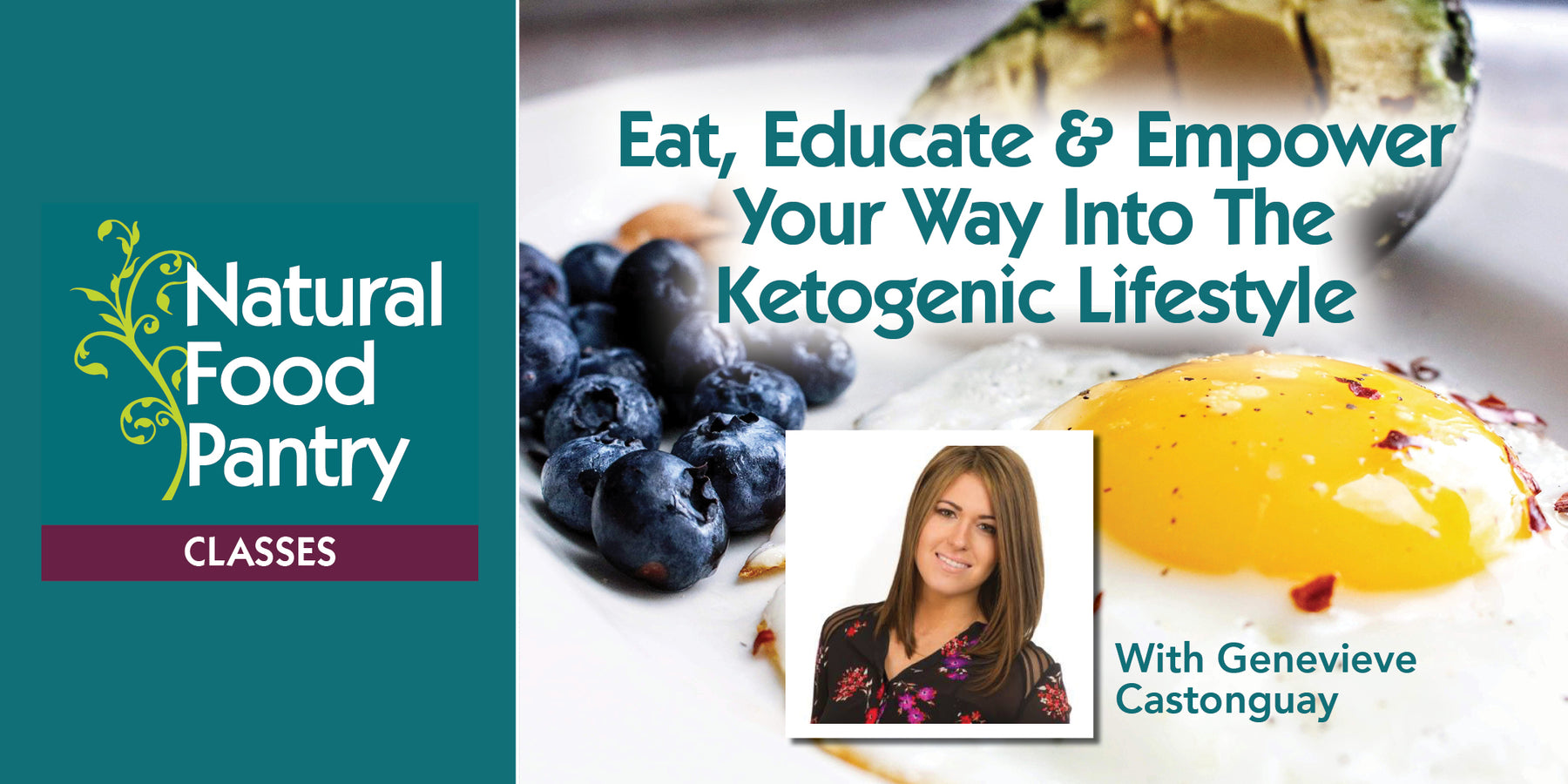 Feb 19, 26, Mar 5: The Keto Experience - Eat, Educate & Empower Your Way Into The Ketogenic Lifestyle