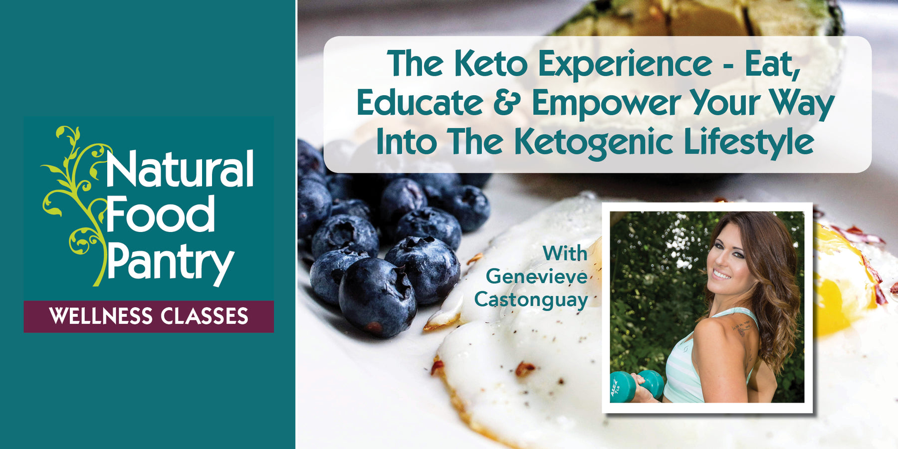 May 6: The Keto Experience: Eat, Educate & Empower Your Way Into The Ketogenic Lifestyle