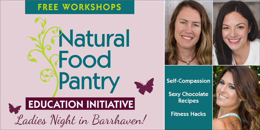 May 9:  NFP LADIES NIGHT WORKSHOPS & MASSAGE- Barrhaven