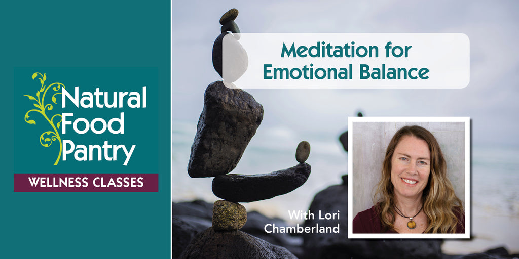 Jun 2: Meditation for Emotional Balance
