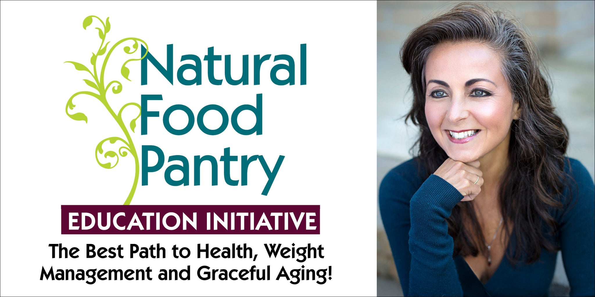 Jan 9: The Best Path to Health, Weight Management and Graceful Aging!