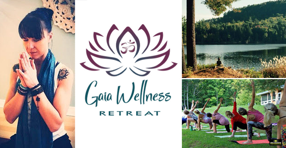 In the Community: Gaia Wellness Retreat & Classes