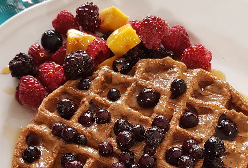 Low Carb Pancakes or Waffles