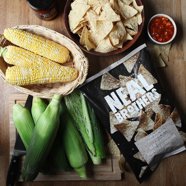 Nacho Night With Neal Brothers (And a Recipe for No-Fuss Bean Dip)