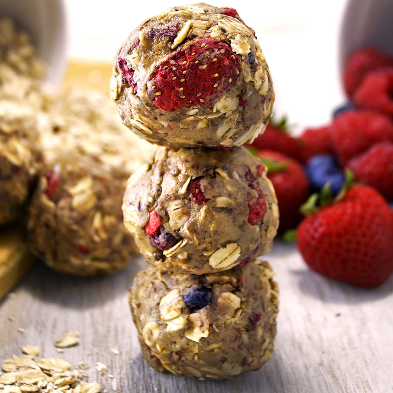 SunButter Berry Power Balls