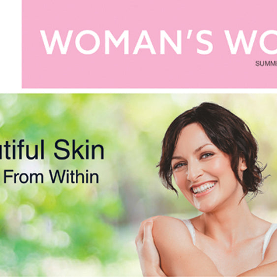 Beautiful Skin Begins From Within