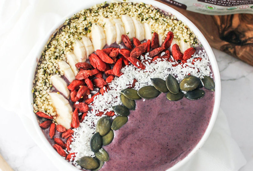 Super Berry Smoothie Bowl
