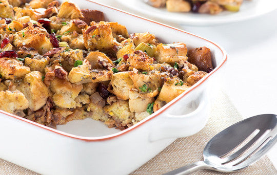 Apple Cinnamon Cranberry Stuffing