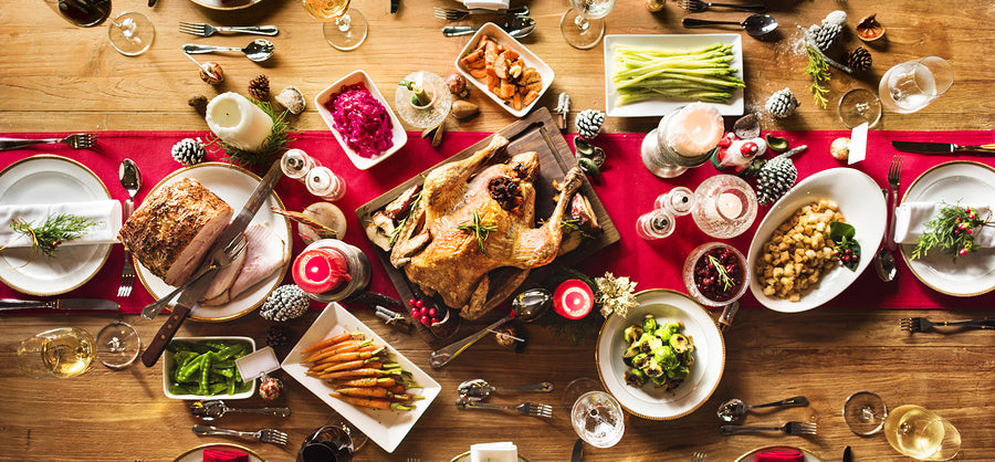 9 HEALTHY HOLIDAY TIPS TO HELP YOU AVOID OVEREATING