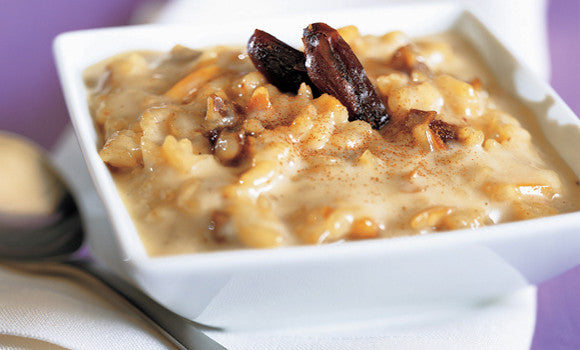 Spiced Rice Pudding