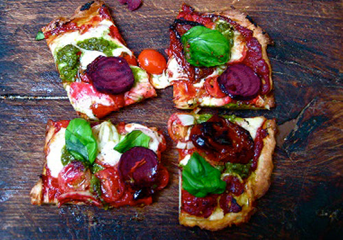 Gluten-Free Pizza Worth Writing Home About
