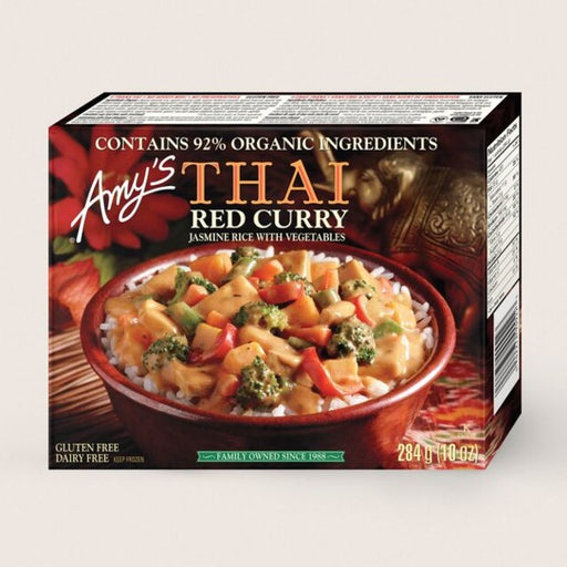 Amy's Thai Red Curry 284g