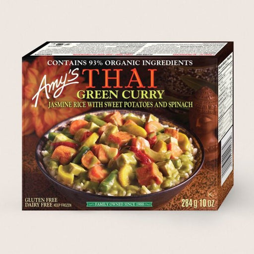 Amy's Thai Green Curry 284g