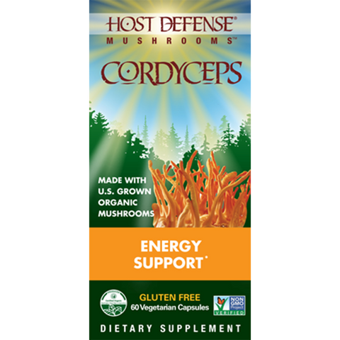 Host Defense Cordyceps 30 caps