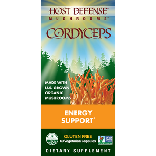 Host Defense Cordyceps 60 caps