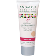Andalou 1000 Roses Sensitive Skin Care