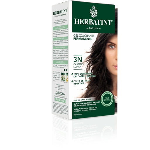 Herbatint Dark Chestnut 3N 135ml