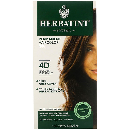 Herbatint Golden Chestnut 4D 135ml