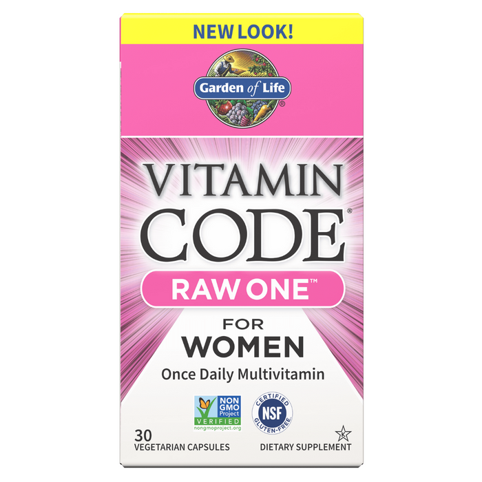 Garden of Life Vitamin Code Women's 60vcaps
