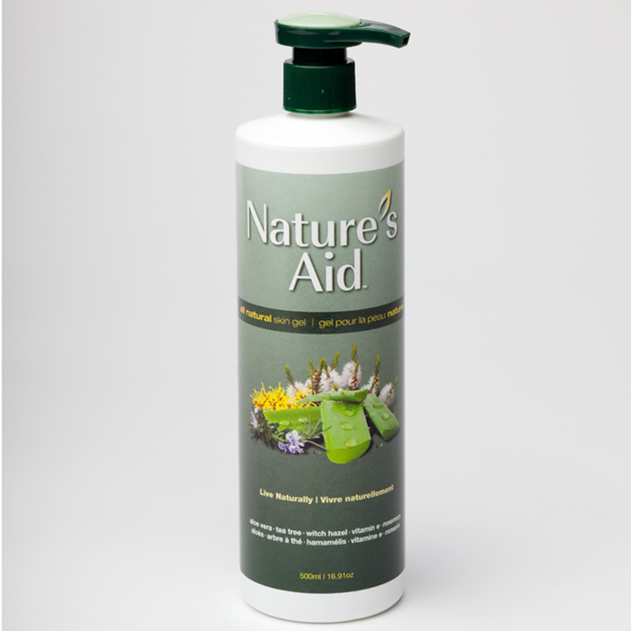 Nature's Aid Skin Gel 500 ml