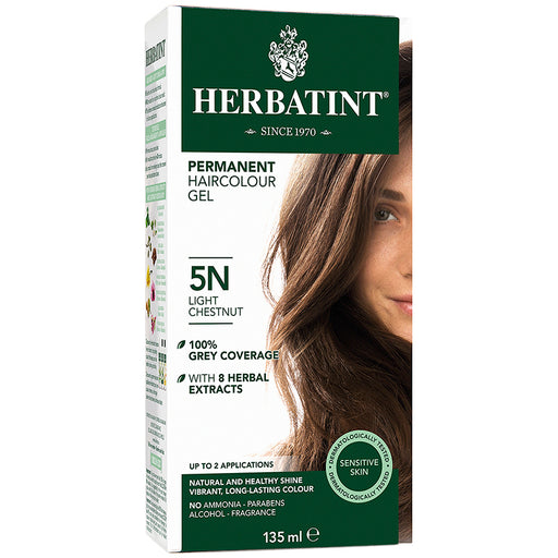 Herbatint Light Chestnut 5N 135ml