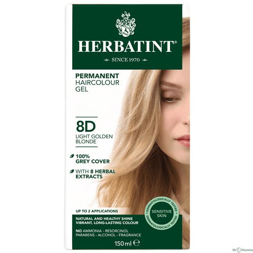 Herbatint Light Copper Blonde 8R 135ml