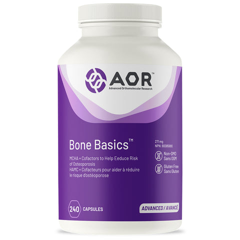AOR Bone Basics 240 caps