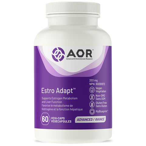 AOR Women's Health Estro Adapt 60 vcaps