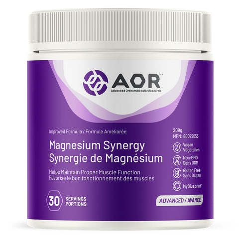 AOR Magensium Synergy 30 Servings