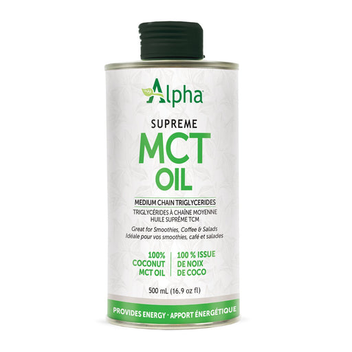 Alpha Supreme MCT Oil 500ml