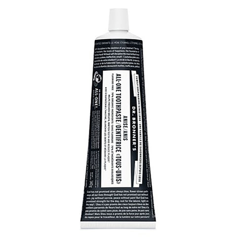Dr Bronner's ALL-ONE Toothpaste Anise 140g