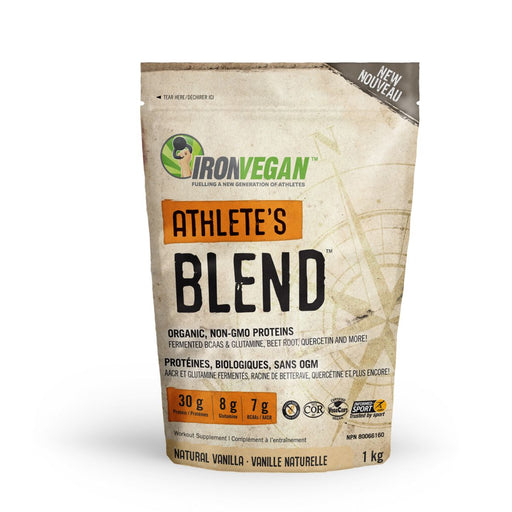 IronVegan Athlete's Blend