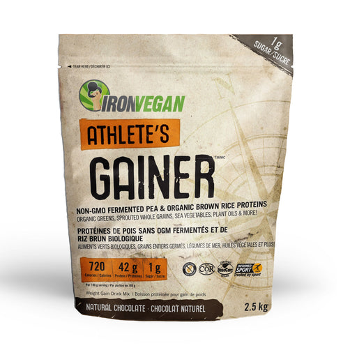 IronVegan Gainer 2.5 kg