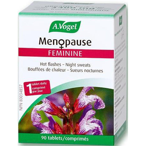 A vogel menopause 30 tabs at the natural food pantry